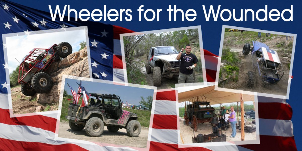 Wheelers For The Wounded – Texas